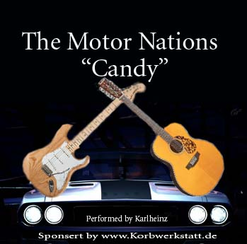 CD Cover I The Motor Nations Candy YT1 Kopie