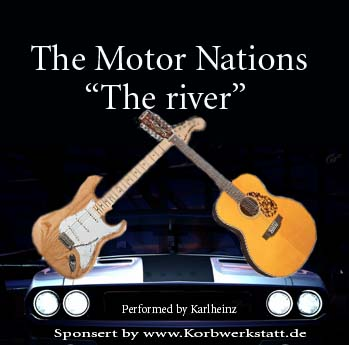 CD Cover I The Motor Nations The river YT1 Kopie